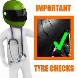 mobile motorcycle puncture repair london